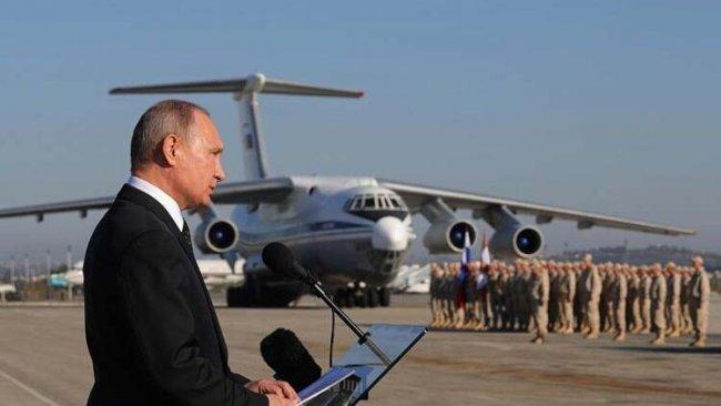 Putin'den İsrail uçaklarını 'vur emri'!