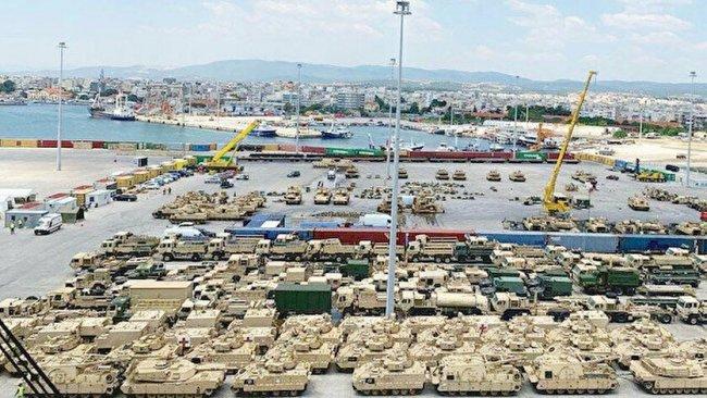 ABD'nin Türkiye sınırına yaptığı tank sevkiyatları ne anlama geliyor?
