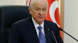 Bahçeli: Kıbrıs Türk Devleti ufukta görünmüştür