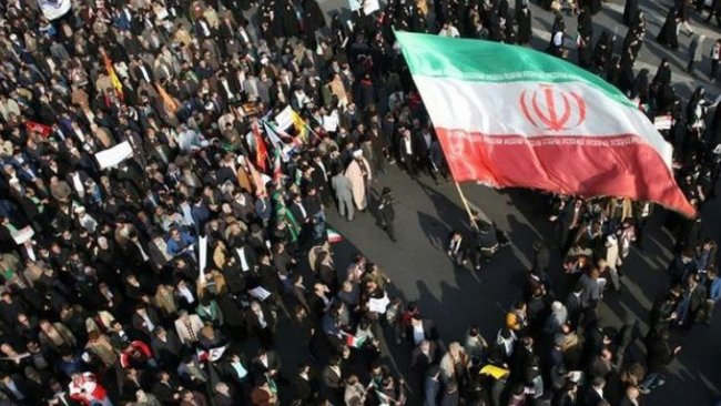 İran'da rejim karşıtı sloganlar atıldı