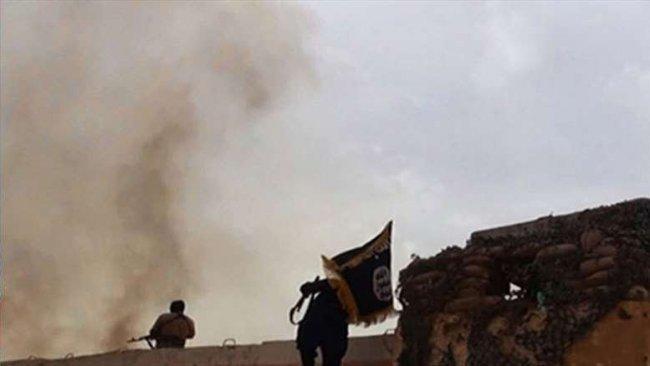 IŞİD'ten Kerkük'e roketli saldırı!