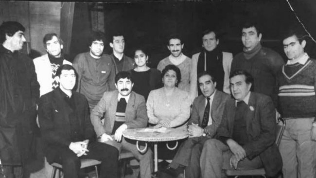 Occo Mahabad:  Sovyetler Birliğin'de Kürt Tiyatrosu