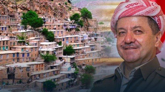 Başkan Barzani'den Hewraman mesajı