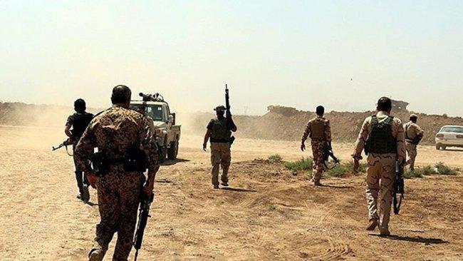 Kerkük'te IŞİD'e operasyon başlatıldı