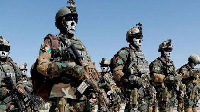 Afgan özel askeri birlikleri Türkiye'de eğitime başlıyor