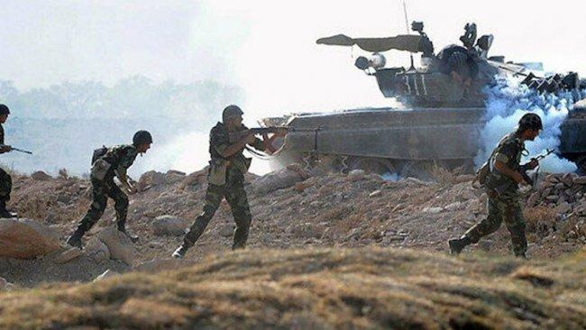 Dağlık Karabağ'da çatışma