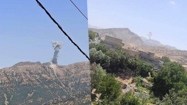 Savaş uçakları Kandil'i bombaladı!
