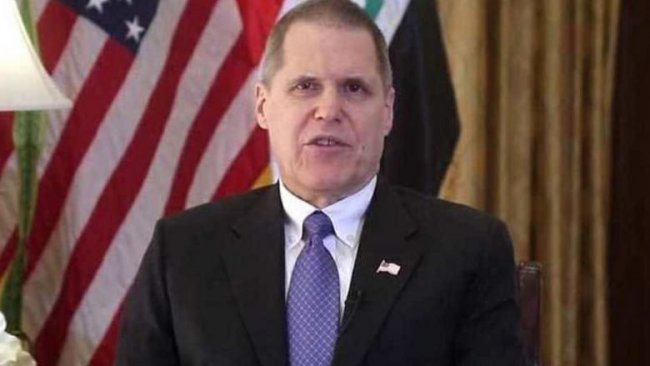 Tueller: Kürdistan'daki güvenlik ve istikrarın Irak genelinde de olmasını istiyoruz