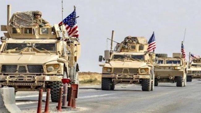 Uluslararası Koalisyon güçlerine ait konvoya saldırı
