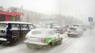 Brezilya'da sıcaklık eksi 10 dereceye düştü: Sokaklar beyaza büründü