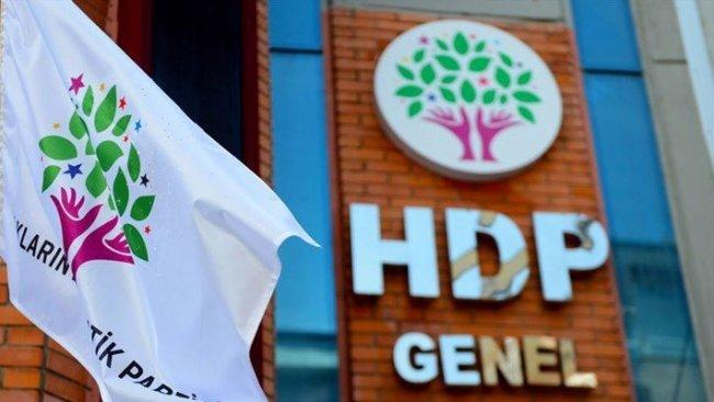 HDP'den Konya'daki katliamın ardından acil toplanma kararı