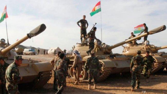 Irak ordusundan Peşmerge ile ortak operasyon hazırlığı