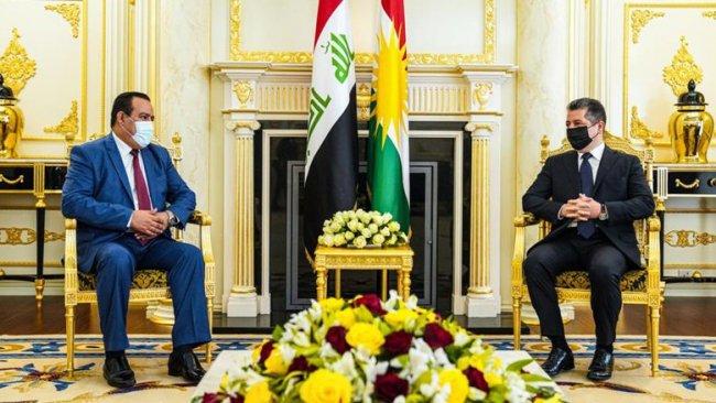 Başbakan Barzani, Iraklı parti lideri seçimleri görüştü