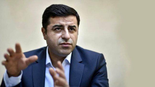 Demirtaş: Mazeret uydurulamaz, nedeni Türkiye'deki siyasi felakettir