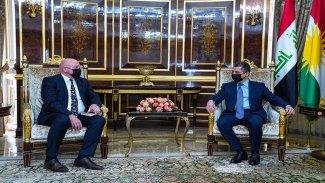 Finlandiya: Kürdistan Bölgesi'ni desteklemeye devam edeceğiz