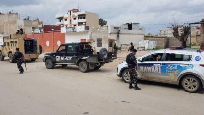 İç Güvenlik Güçleri: Kamışlo'da patlama meydana geldi