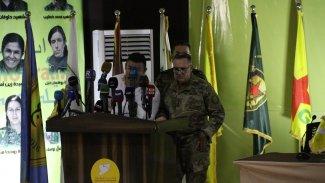 Koalisyon Komutanı: DSG'ye yüzde yüz destek veriyoruz