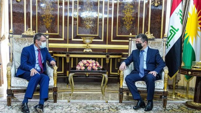 AB Irak Büyükelçisi: Kürdistan Bölgesi'ne desteğimiz sürecek