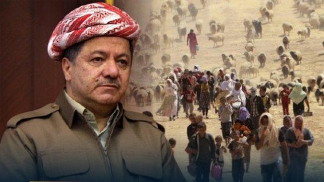 Başkan Barzani: Şengal, Kürdistanlıların asla unutmayacağı bir acıdır