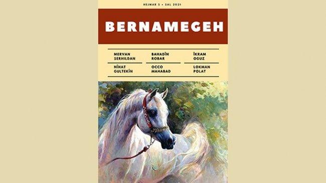 BERNAMEGEH DERGİSİNİN 5. SAYISI ÇIKTI