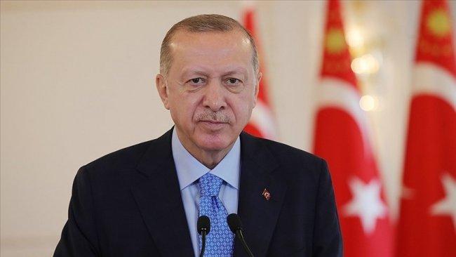 Erdoğan'dan 73 ülkeye 'destek' teşekkürü