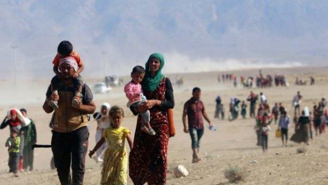 HDP: Türkiye, Êzidi katliamını soykırım olarak tanımalıdır