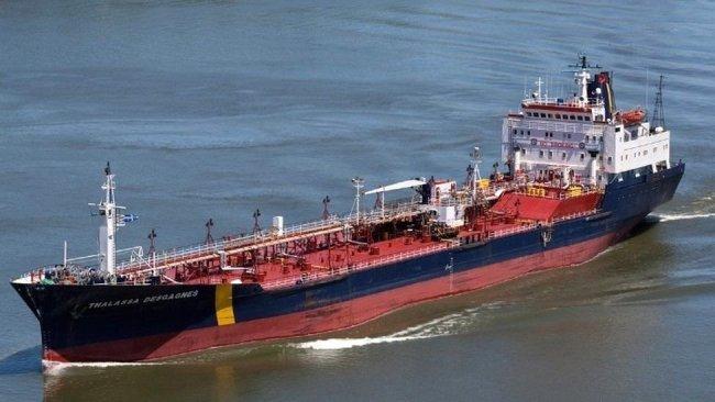 İran, Umman Körfezi'nde petrol tankeri kaçırdı
