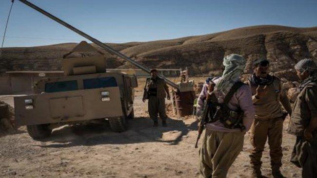Pentagon'dan PKK ve Şengal açıklaması