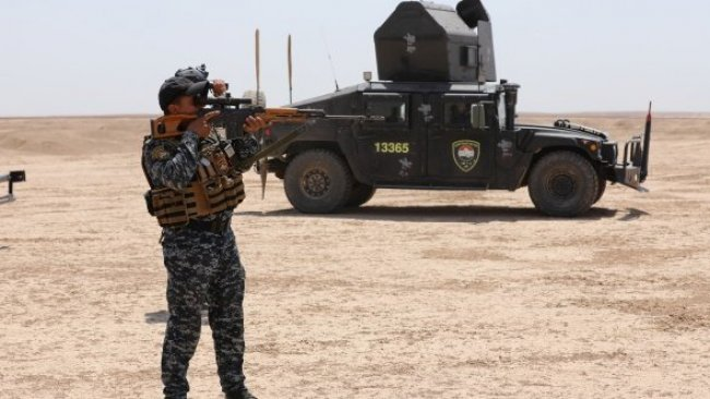 Peşmerge komutanı: Irak'ın kontörlündeki bölgelerde IŞİD tehdidi arttı