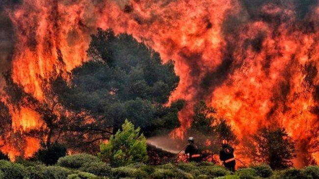 Yunanistan'da İstiaia Belediye Başkanı isyan etti: Sonumuz yakın