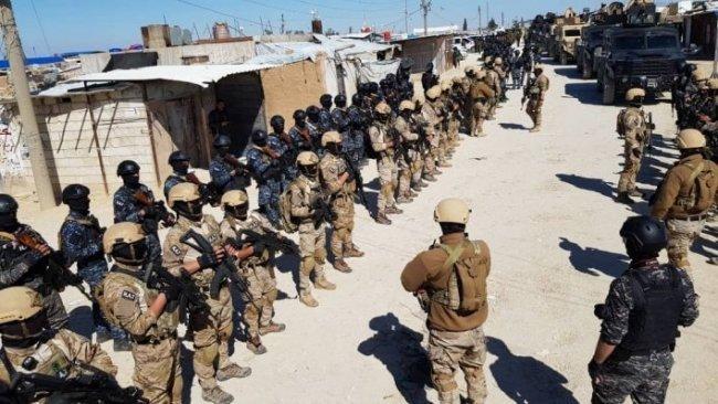 Hol Kampı'nda silahlı saldırı: 1 ölü, 4 yaralı