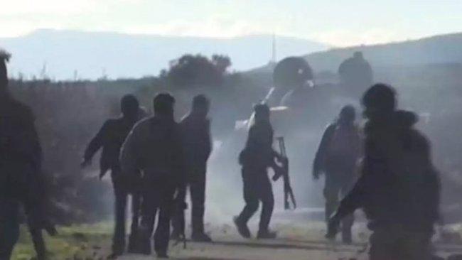 IŞİD'den Suriye'de rejim güçlerine saldırı