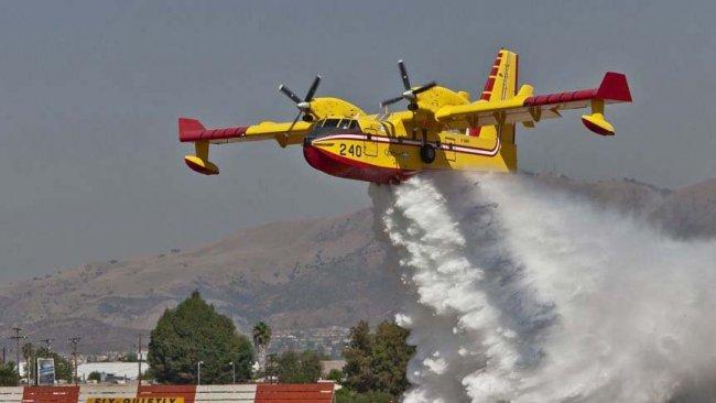 Türkiye, Yunanistan'a iki yangın söndürme uçağı gönderiyor