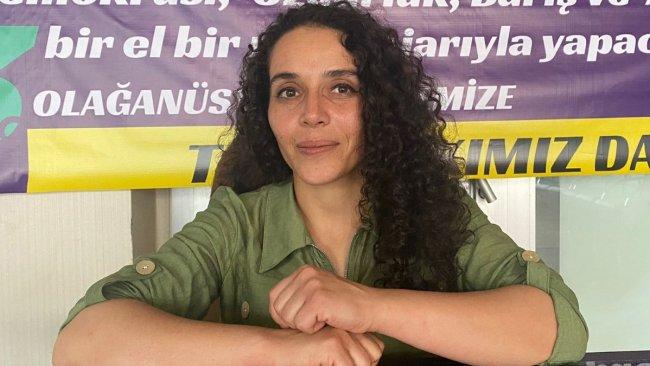 HDP Muş İl Eş Başkanı gözaltına alındı