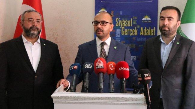 HÜDA PAR'dan Konya'daki katliama ilişkin rapor