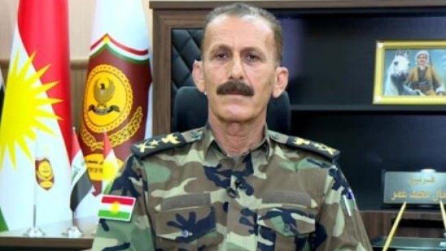 Peşmerge Genelkurmay Başkanı'ndan Irak ordusu ile yapılan görüşmeye ilişkin açıklama