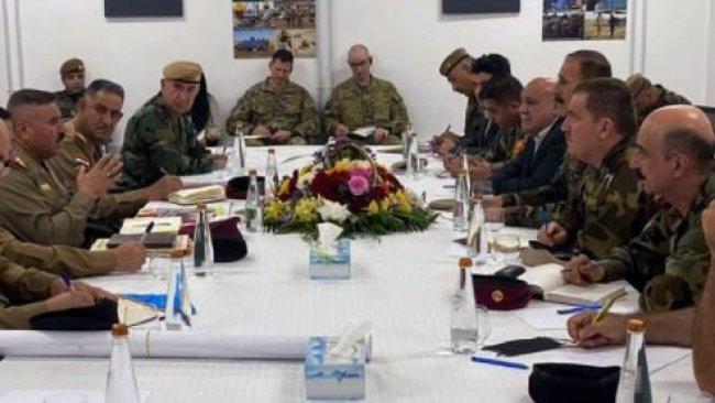 Peşmerge ve Irak ordusu arasında 'ortak tugaylar' için görüşme
