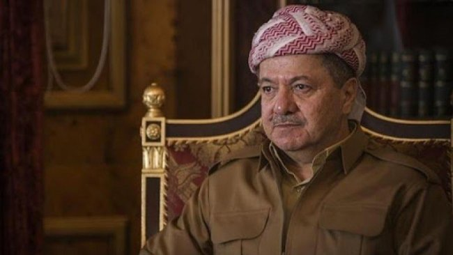 Başkan Barzani'den Seyid Eşref Elçi için başsağlığı mesajı