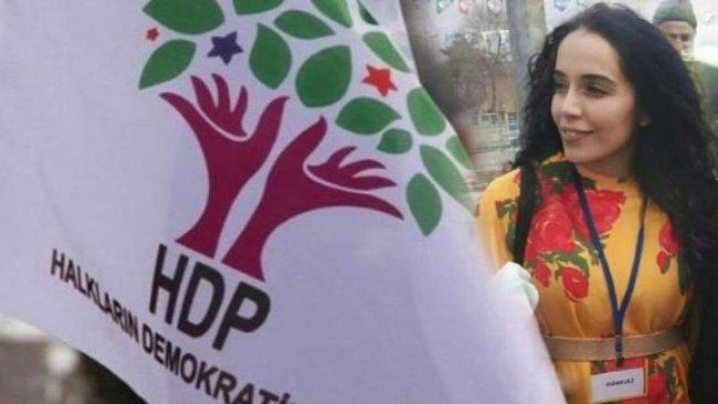 HDP Muş İl Eş Başkanı Belma Nergiz tutuklandı