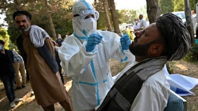 Taliban Kovid-19 aşısını yasakladı