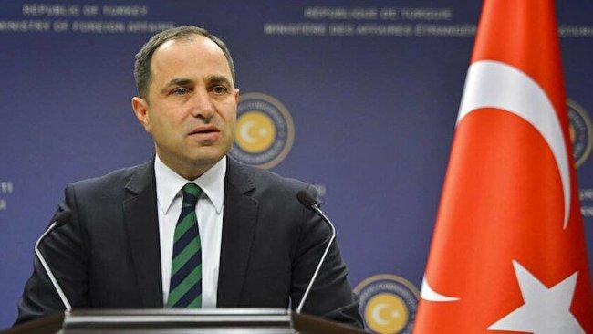 Türkiye Dışişleri Bakanlığı'ndan Yunanistan'a: 'Reddediyoruz!'