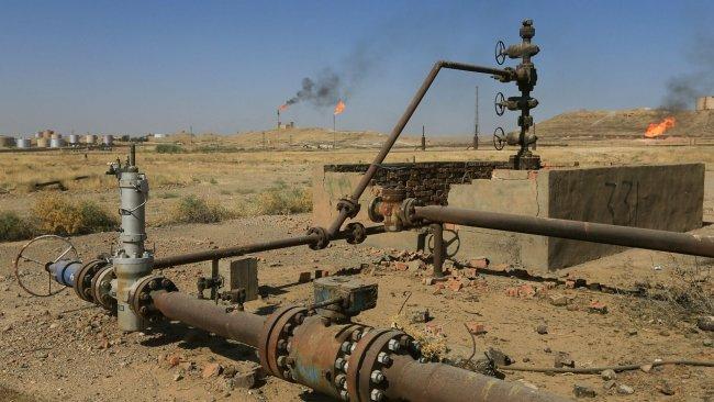 Kerkük'te petrol borusunda patlama