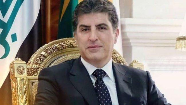 Başkan Neçirvan Barzani'den KDP'nin 75'inci kuruluş yıldönümü mesajı