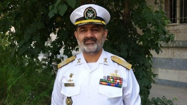 İran Deniz Kuvvetleri Komutanlığı'na bir Kürt atandı