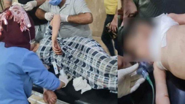 TSK'den Rojava'ya top atışı: 2 ölü, 11 yaralı