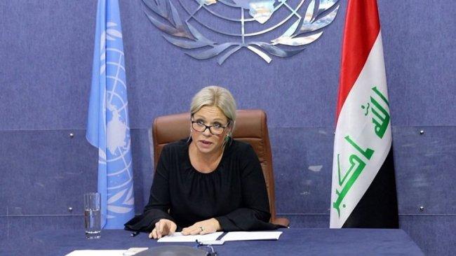 BM Irak Özel Temsilcisi: Şengal Anlaşması'nın uygulanması gerekir