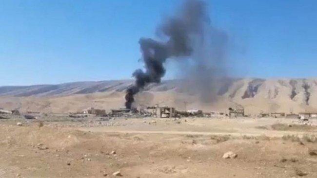 Ketaibi Seyid Şüheda'dan Şengal'e yönelik hava saldırısına sert tepki