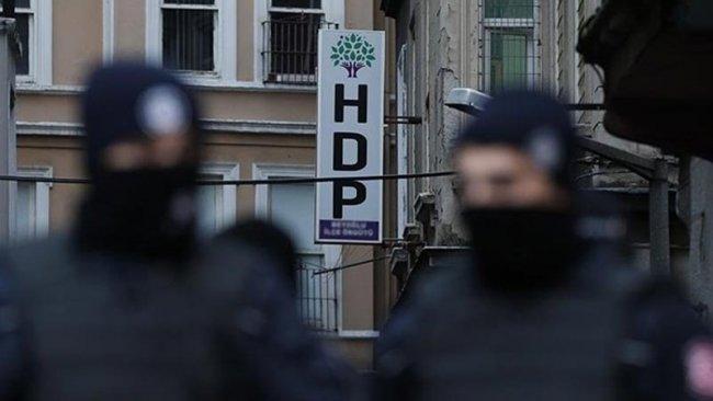 İstanbul'da HDP'ye operasyon: En az 19 gözaltı