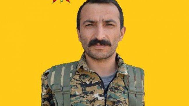 YPG'li komutan  Türk SİHA saldırısında hayatını kaybetti