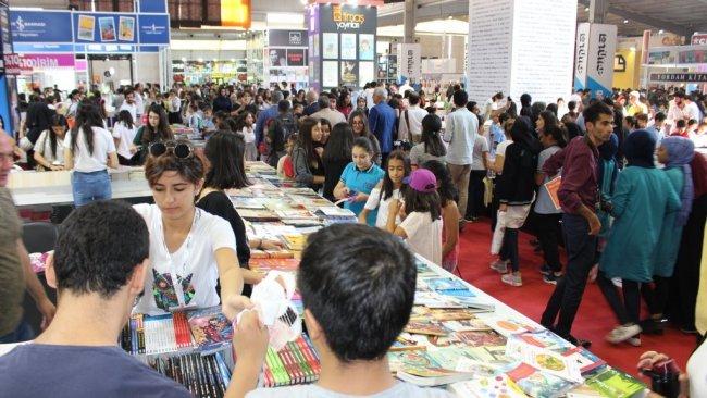 Diyarbakır'da 'Mezopotamya Kitap Fuarı' için start verildi